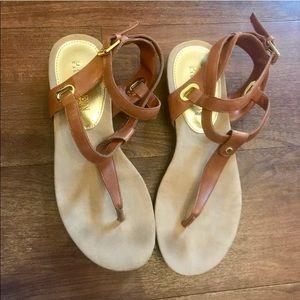 Ralph Lauren leather sandals